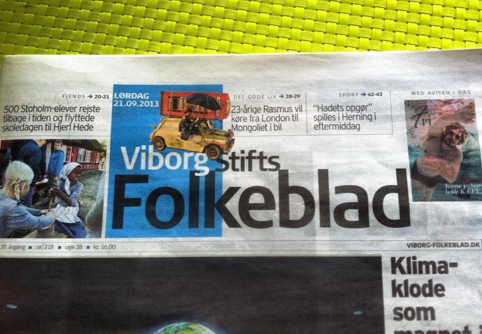 Viborg Stifts Folkeblad – 21.09.2013