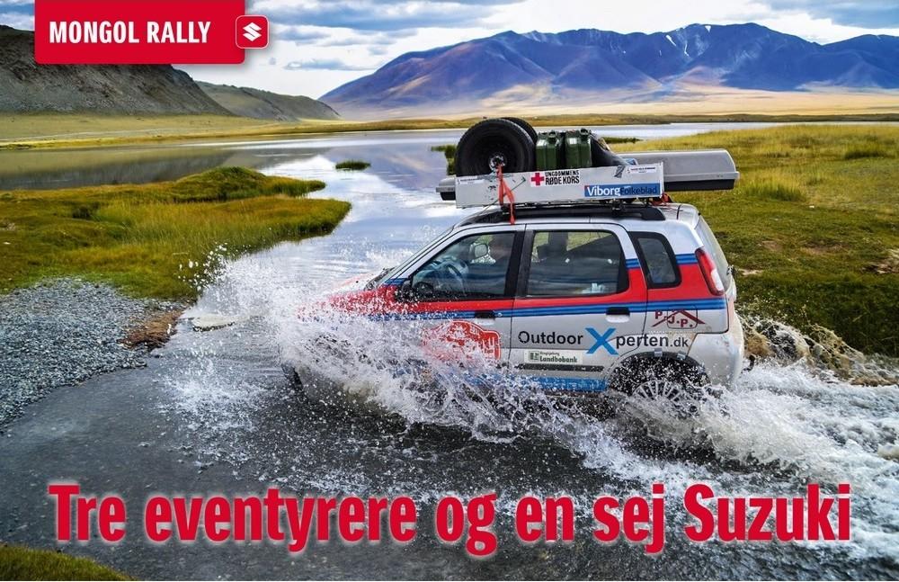 Great Explorers i Suzuki News