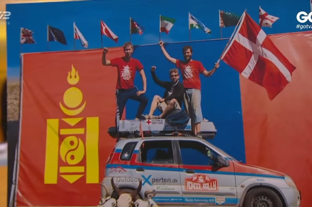 Lars i Go-aften Danmark (TV2)
