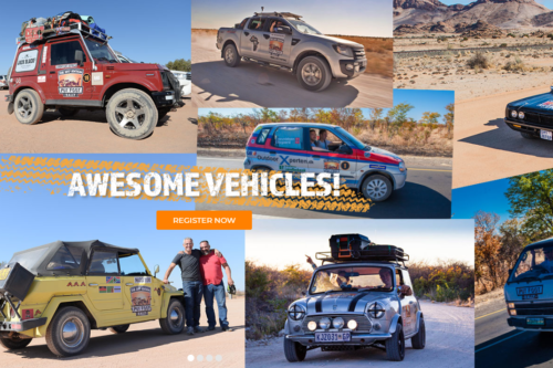 Awesome Vehicles!