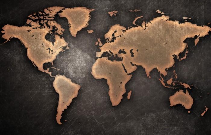 Africa's størrelse