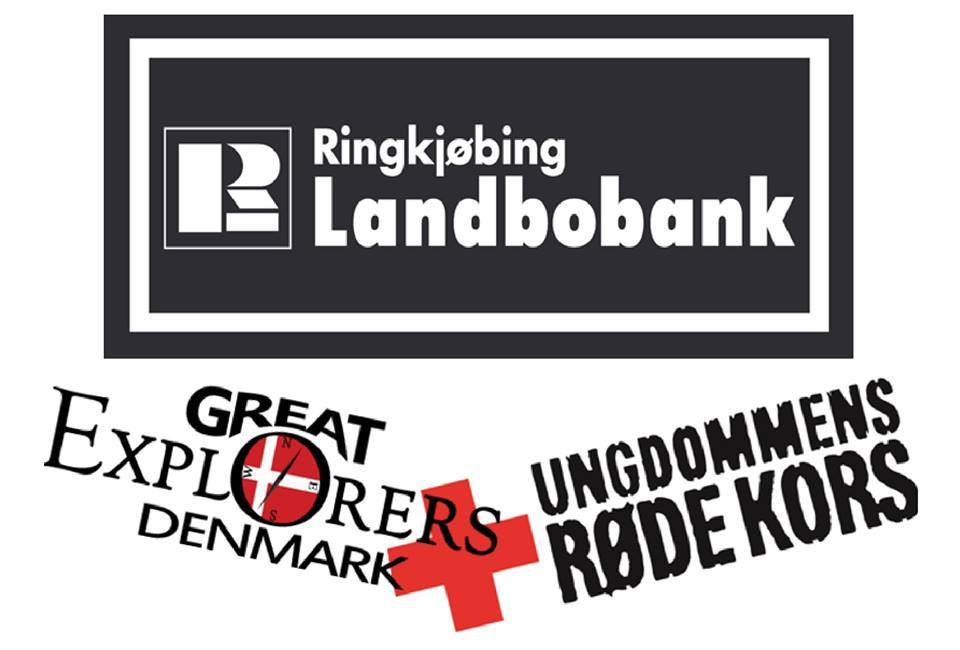 Ringkjøbing Landbobank præsenteret som sponsor!